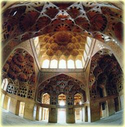 Ali Qapoo Palace Isfahan