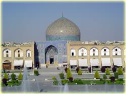 Sheikh-Lutfallah Mosque Isfahan