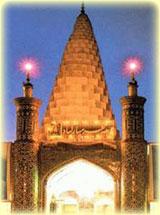 Ahvaz+Danial Nabi tomb