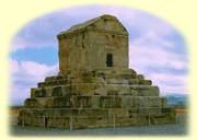 Pasargadae tomb of cyrus